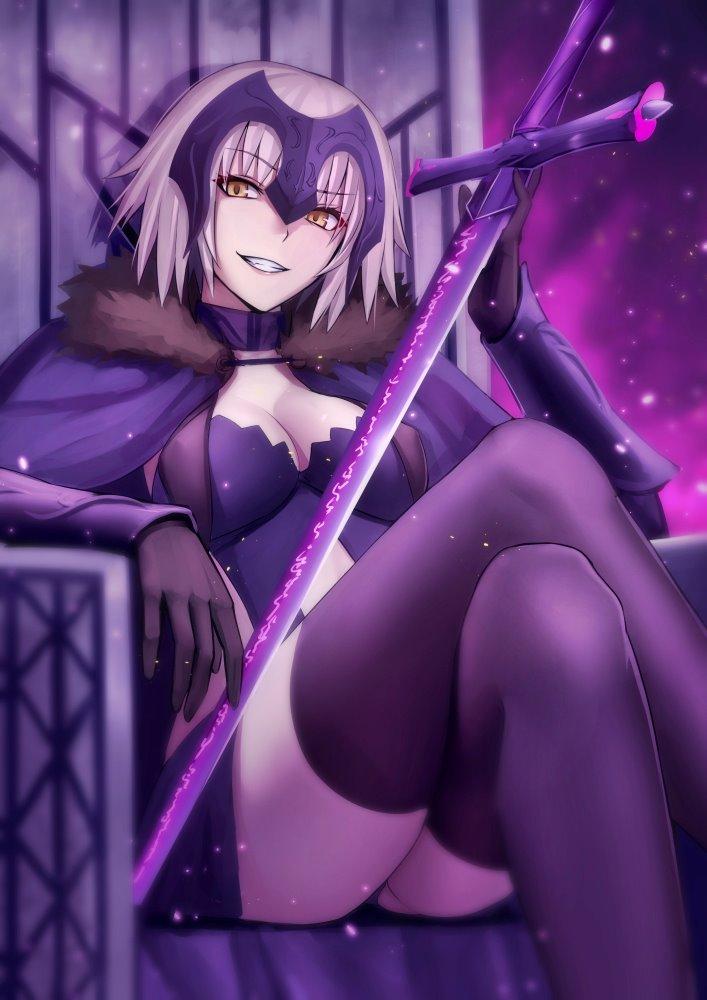 Fate/Grand Order エロ画像 01 (1)