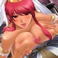 [エロ動画] お妃を決めるために各国の巨乳姫様と夜伽をする!? [姫とボイン]