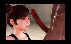 [3DCGアニメ] 試合に負けた春麗さんに好き放題エロいことする動画 Part01 (8)