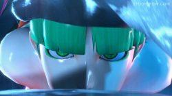 モリガンが極太ペニスでイマラチオされる3DCGアニメ (4)