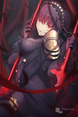[Fate/Grand Order] スカサハ エロ画像 03 (28)