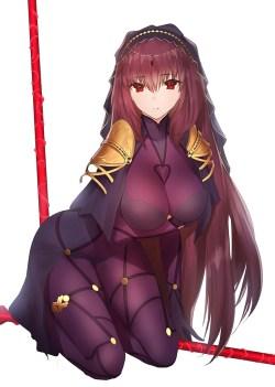 [Fate/Grand Order] スカサハ エロ画像 03 (32)