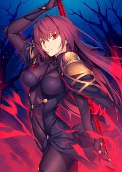 [Fate/Grand Order] スカサハ エロ画像 01 (30)