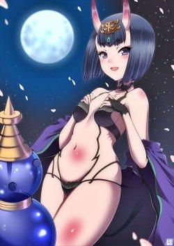 Fate/Grand Order エロ画像 09 (1)