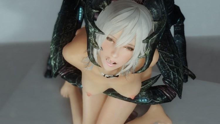 【3DCG】 スカイリム エロMOD画像 09 (33)