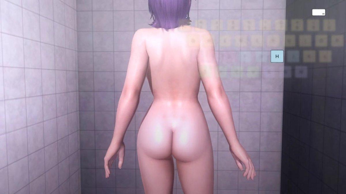 [DOA,エロアニメ] 日本ではバグで服消して一喜一憂してるけど、海外勢はMODで全裸に剥いて楽しむどころか乳揺れにまでものすごいこだわってる件ww [MOD,3DCG] (116)