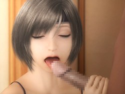 [FF7,エロ動画] ユフィと甘々イチャらぶエッチする3DCGアニメ (12)