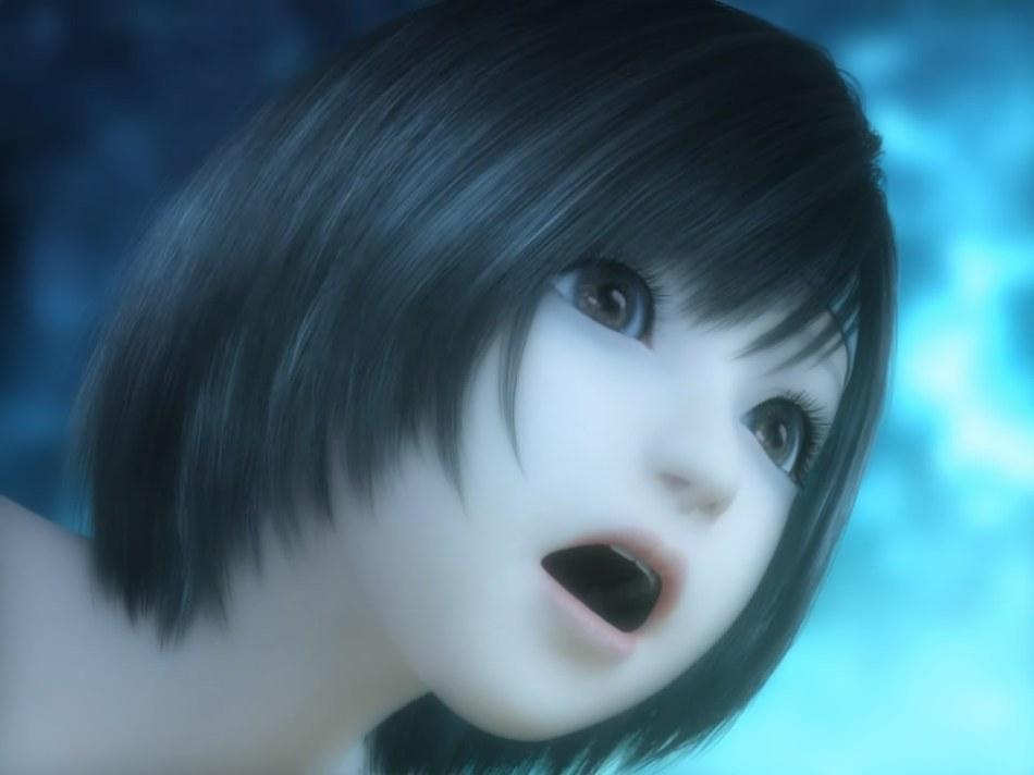 [FF7,エロ動画] ユフィが謎の触手モンスターに捕まり、全身を犯され失禁する3DCGアニメ (36)