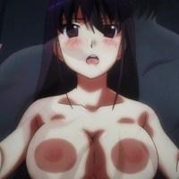 [エロアニメ] 榊由美子がロッカーで全身を擦りつけ、密着オナニー! (News-edge)