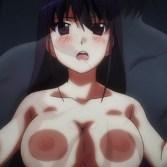 【エロアニメ】榊由美子がロッカーで全身を擦りつけ、密着オナニー! (グリザイアの楽園)