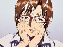 【エヴァンゲリオン】男子トイレに行くと痴女ビッチな真希波が!?じゃあ下のお世話でもして貰おうかなぁ~♪