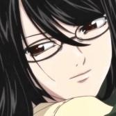 【エロアニメ】メガネ美人の女学生に電車の中で逆痴漢で誘惑され、手を出してしまった結果…
