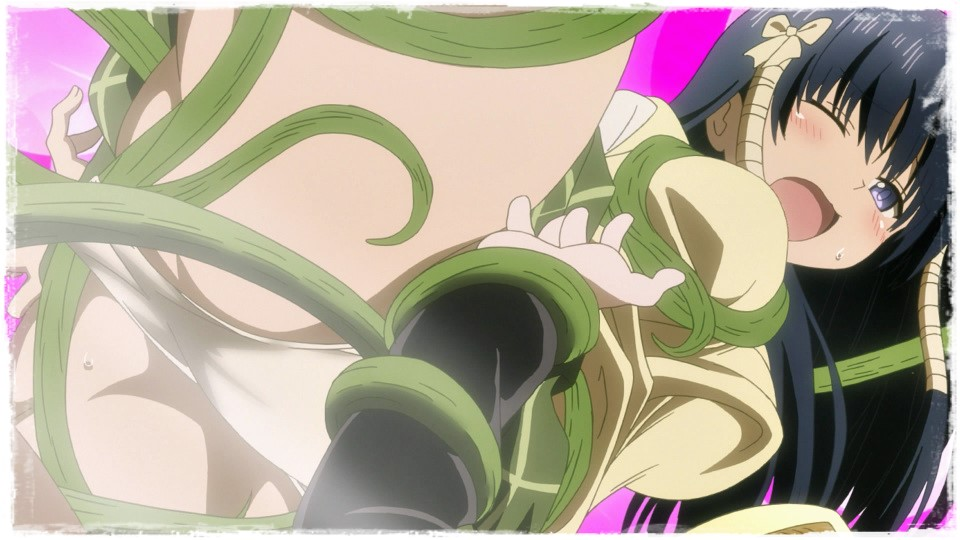 ToLOVEる ダークネス BD エロシーンキャプチャー画像 (90)