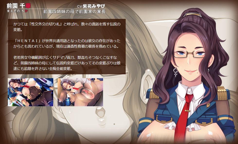 『健全!変態生活のススメ』キャラクター紹介 (1)