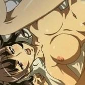 【エロアニメ】巨乳くノ一を抱いた後は男装のサムライ娘を孕ます! (サムライホルモン)