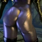 【3Dエロアニメ】バットマンの敵キャラがムッチムチでエロ過ぎて抜けるwww