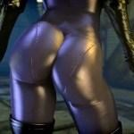 [3Dエロアニメ] バットマンの敵キャラがムッチムチでエロ過ぎて抜けるwww