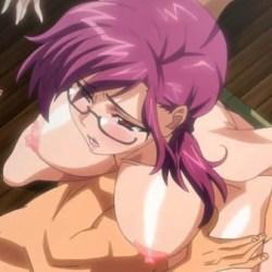 【エロアニメ】女教師と保険医が村の生贄に!?男たちに輪姦されまくって孕ませ汁大量注入される!