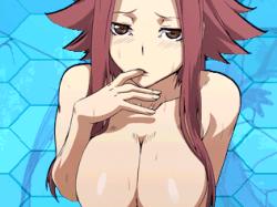 【遊戯王・エロゲ】十六夜アキちゃんのドキドキ脱衣デュエル♪