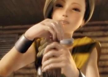 【ドラクエ5】ドラクエのキャラがシゴいたりフェラしてくれるご奉仕シミュレーター