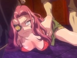 美しく強気な女海賊も、大勢の男たちにアナル輪姦されて心が折れる…!