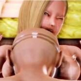 【ドラゴンボール】人妻・人造人間18号が亀仙人に寝取られレ〇プされる!?