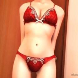 【女教師】教え子の為にセクシーな赤下着を着てくる家庭教師のお姉さんと秘密の授業♪