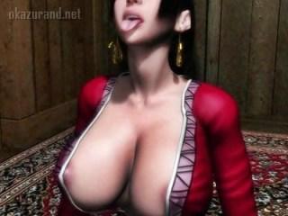 【ワンピース】女をイカせまくる悪魔の実「蛇淫」でチンポ狂いへと堕とされるハンコック!