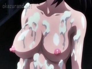 快楽を求め、次々と女子校生の身体を乗っ取っていく触手生物たち.....!触手×レズのバイオレンスエロアニメ!