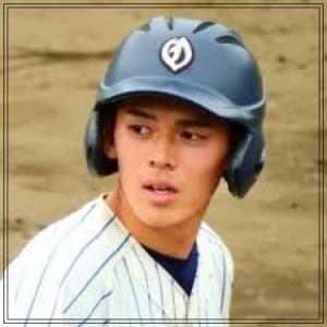 佐々木選手の画像