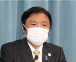 小川知事の画像