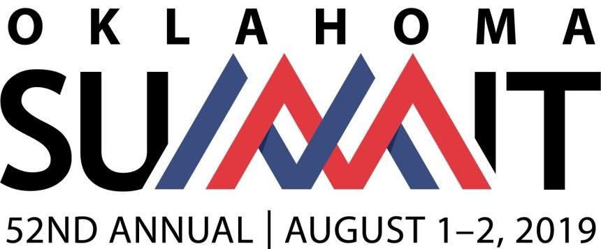 clr Okla Summit 52nd logo