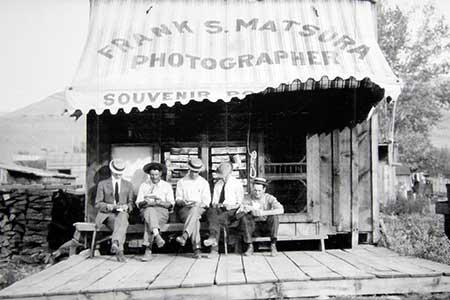 Frank Matsura's Photography Studio
