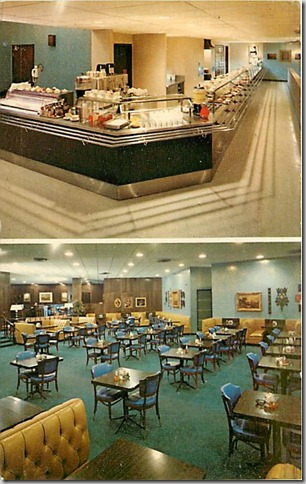 Boulevard Cafeteria New