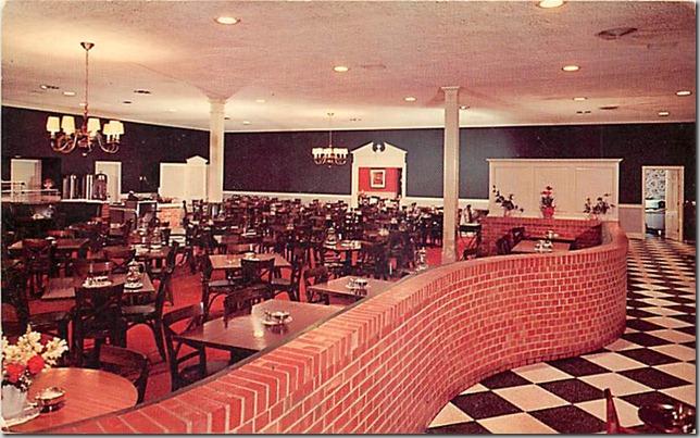 Lady Classen Cafeteria interior oklahoma city ok