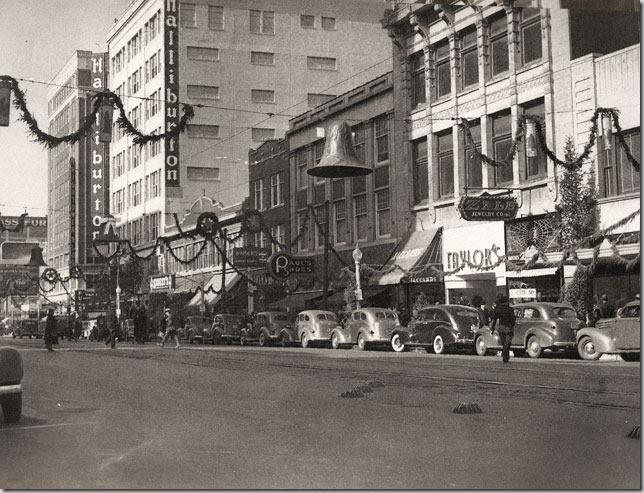 Oklahoma City Christmas 1935