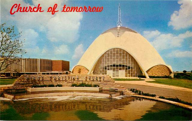The Church of Tomorrow, First Christian Church Oklahoma City OK
