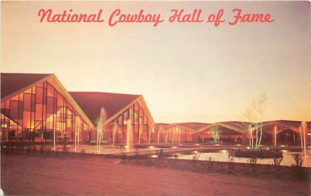 National Cowboy Hall of Fame Oklahoma City OK