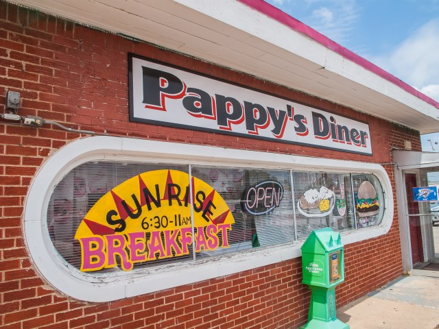Pappy's Diner Oklahoma City OK