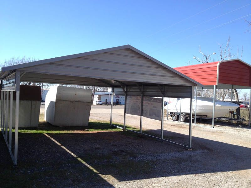 Oklahoma Carports And Portable Buildings