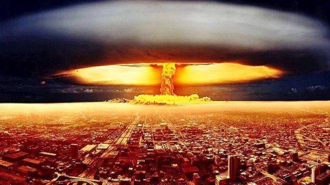 Resultado de imagen para bomba atómica