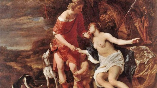 incesto mitologia griega adonis