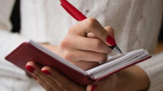 Escribir un diario