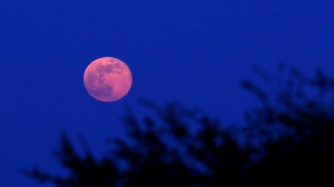Cuándo será la Súper Luna Rosa de abril 2020?