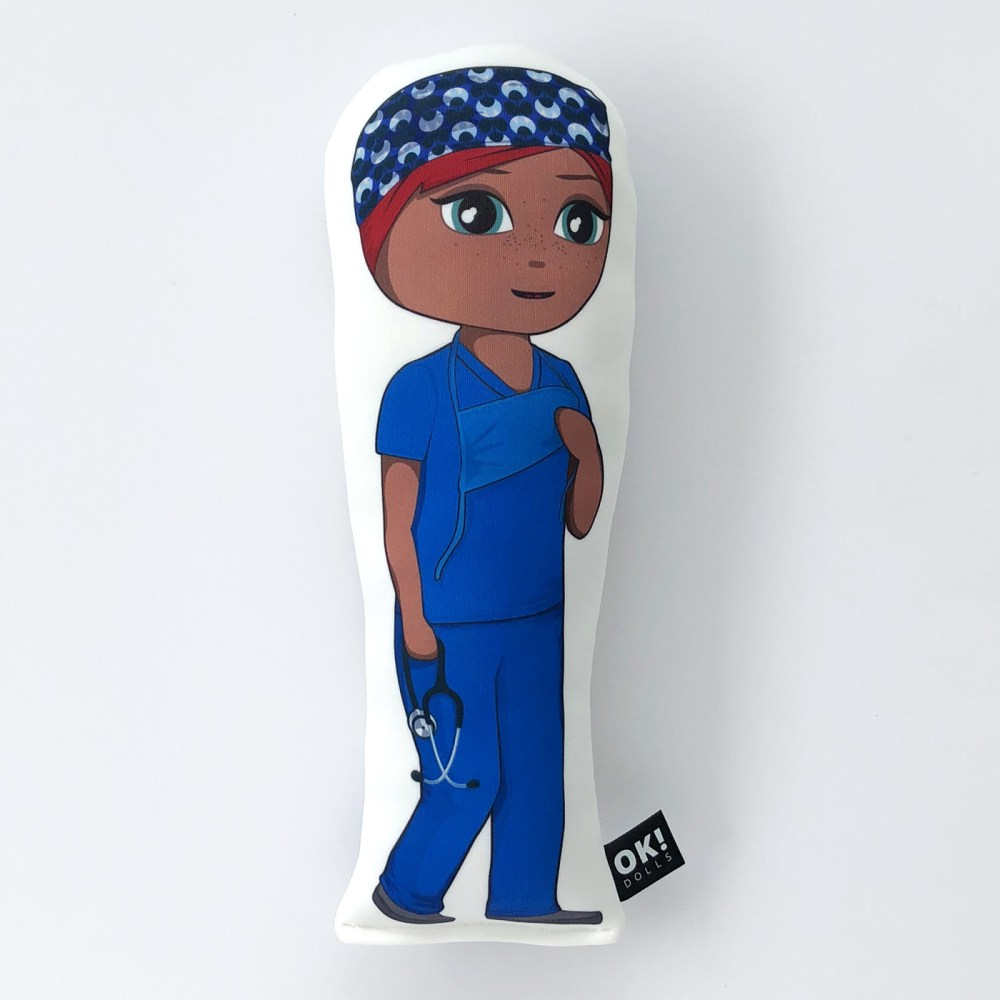 Scarlett Surgeon doll by OK!Dolls