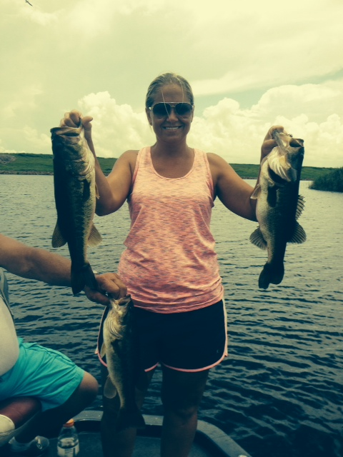summertime on okeechobee