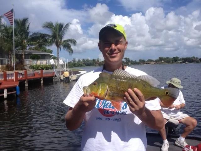 Fishing on Osborne