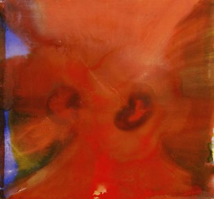 Sam Gilliam, Red Petals