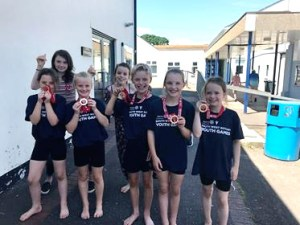 Okehampton Gymnasts Take Youth Games Title