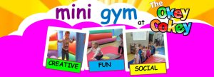 Mini-gym at The Okey Cokey